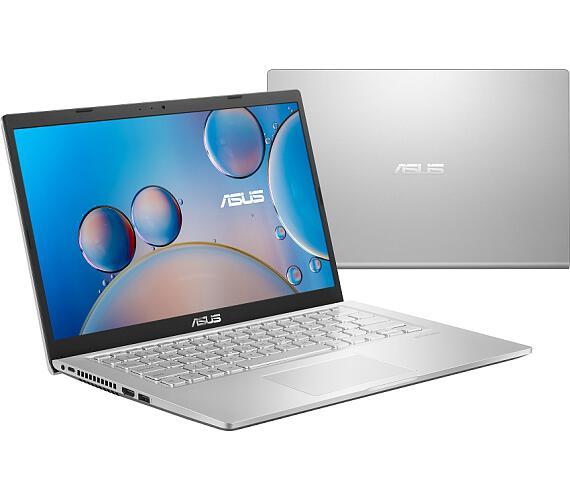 """Asus Laptop X415EA-EB853 i5-1135G7/8GB/512GB SSD/14"""" FHD/IPS/2r Pick-Up&Return/bez OS/stříbrný + DOPRAVA ZDARMA"""