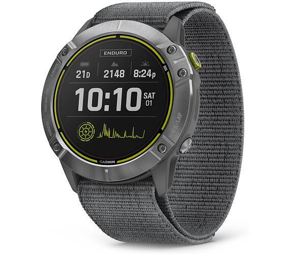 Garmin GPS hodinky Enduro