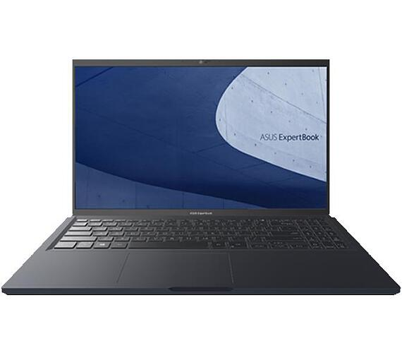 "Asus ExpertBook B1500/15,6""/i7-1165G7 (4C/8T)/16GB/256GB SSD+1TB HDD / TPM / Linux / Black / 2Y PUR"
