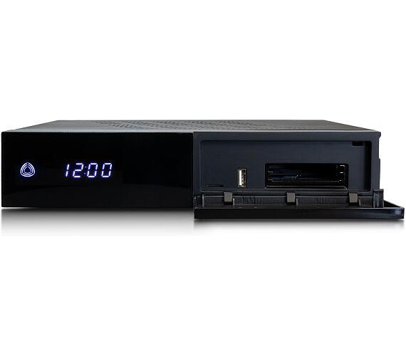 AB PULSe 4K (1x tuner DVB-S2X) (AB PULSE 4K 1XS2X)