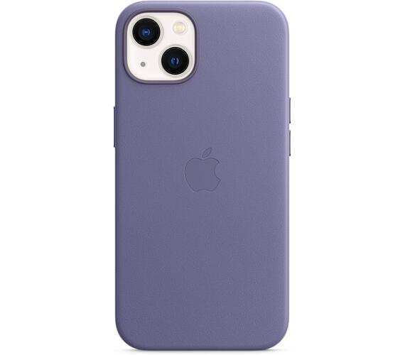 iPhone 13 Leather Case w MagSafe - Wisteria (MM163ZM/A)