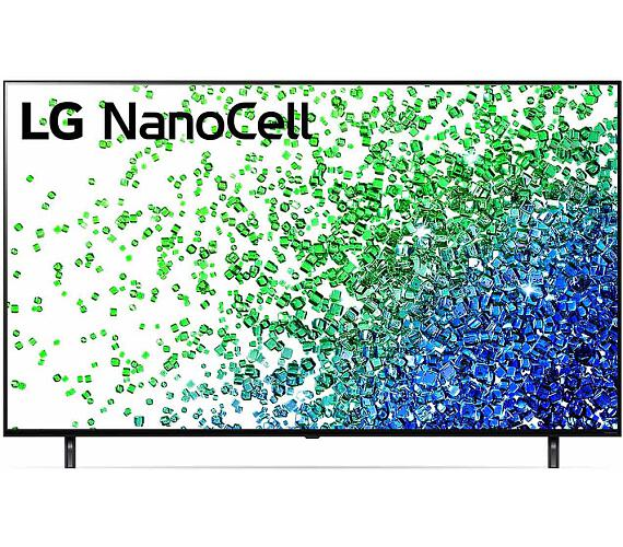 LG 55NANO80P NanoCell + DOPRAVA ZDARMA