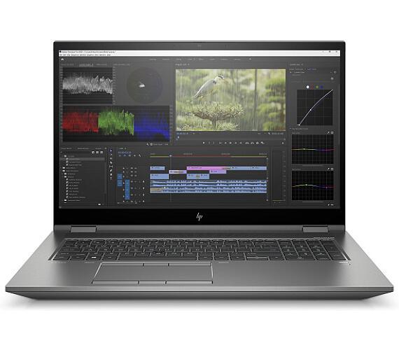 "HP ZBook Fury 17 G7 17,3"" UHD 550nts i7-10750H/ 32GB/ 1TB/ NVIDIA® Quadro® T2000-4GB/ W10P - pozor anglická lokalizace (119W0EA#ABB)"