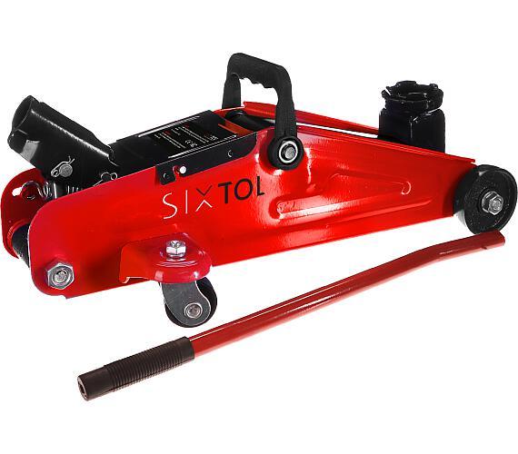 Pojízdný hydraulický zvedák 2t nízkoprofilový SX Jack MINI 2T