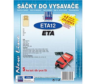 Jolly ETA 12 (5ks) do vysav. ETA