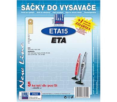 Jolly ETA 15 (5+1ks) do vysav. ETA