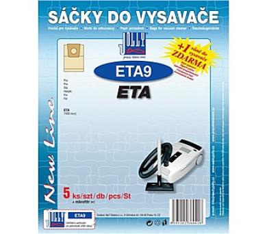 Jolly ETA 9 (5+1ks) do vysav. ETA