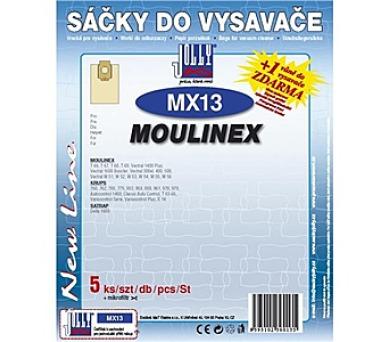 Jolly MX 13 (5+1ks) do vysav. MOULINEX