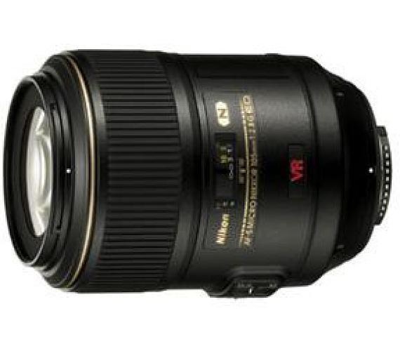 Nikon 105 mm F2.8G IF-ED AF-S VR MICRO + DOPRAVA ZDARMA