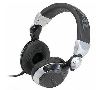 Panasonic Technics RP-DJ1210E-S stříbrná