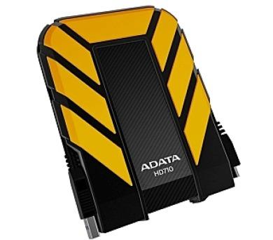 A-Data HD710 1TB - žlutý