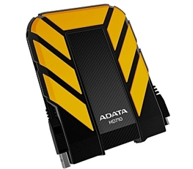 ADATA HD710 1TB - žlutý