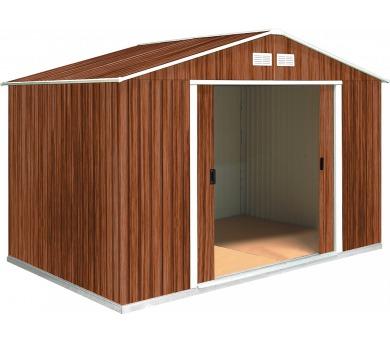 Duramax Colossus 7,8 m2 - Imitace dřeva + DOPRAVA ZDARMA