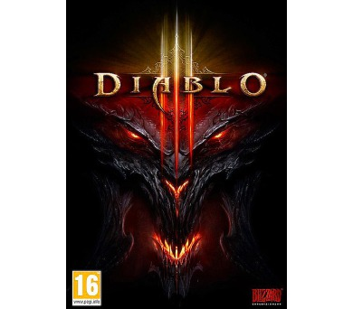 Blizzard PC Diablo III