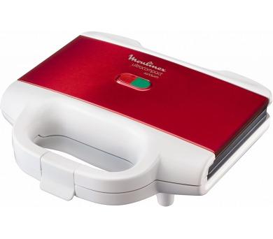 Moulinex SM159530 Ultracompact Red ruby + DOPRAVA ZDARMA