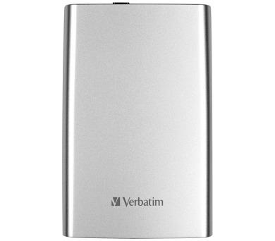 Verbatim Store 'n' Go 1TB - stříbrný