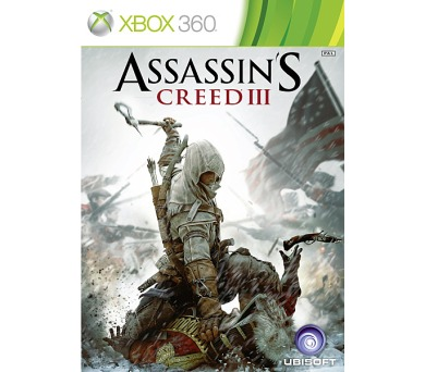 Ubisoft Xbox 360 Assassins Creed III