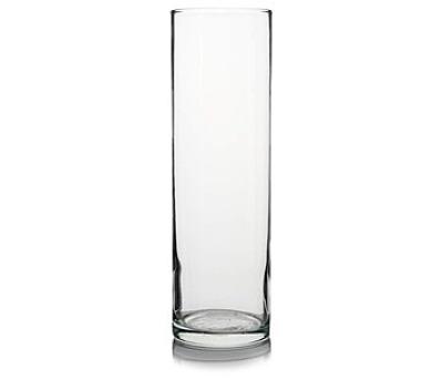 Váza skleněná FLORA 30 cm