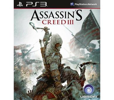 Ubisoft PlayStation 3 Assassin s Creed III.