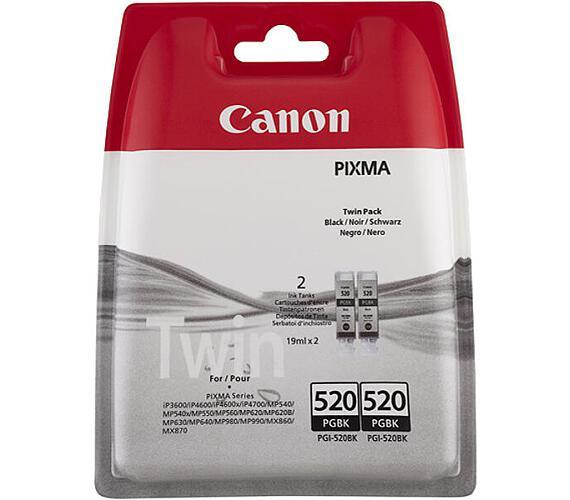 Canon PGI-520BK + DOPRAVA ZDARMA