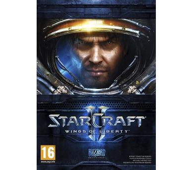 Blizzard PC StarCraft 2 Wings of Liberty + DOPRAVA ZDARMA