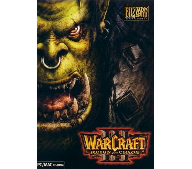 Blizzard PC Warcraft 3 GOLD