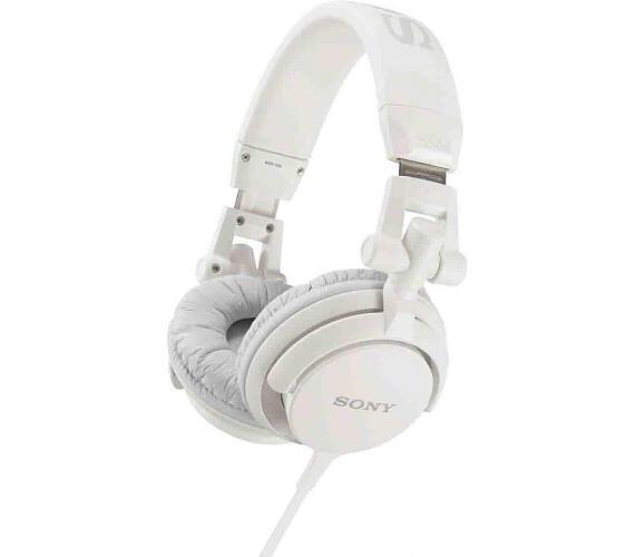 Sony MDRV55W.AE - bílá