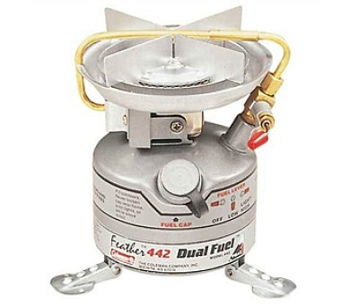Coleman Unleaded Feather Stove (685 g / 2500W + DOPRAVA ZDARMA