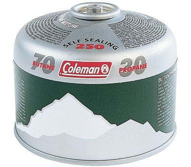 Coleman typ 250 (220 g plynu