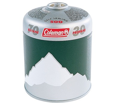 Coleman typ 500 (445 g plynu
