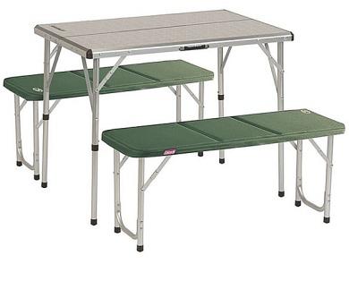 Coleman PACK-AWAY™ TABLE FOR 4 + DOPRAVA ZDARMA