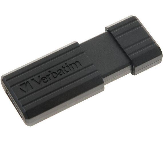 Verbatim Store 'n' Go PinStripe 64GB USB 2.0 - černý