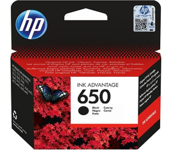 Inkoustová náplň HP No. 650