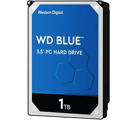"HDD 3,5"" Western Digital Blue 1TB SATA III + DOPRAVA ZDARMA"