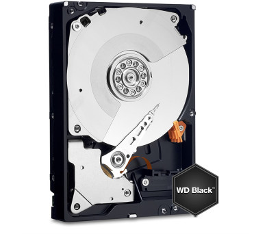 "HDD 3,5"" Western Digital Black 500GB SATA III"