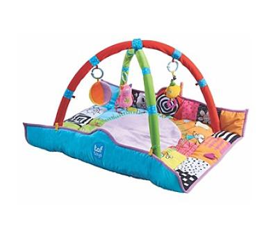 Hrací deka s hrazdou Taf toys pro novorozence