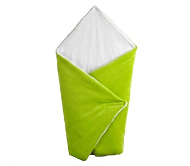 Kaarsgaren bavlněná zelená