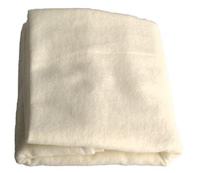 Kaarsgaren flanelová bílá