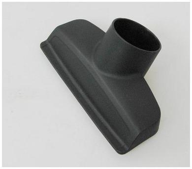 Hubice polštářová 35 mm černá 7489 00070
