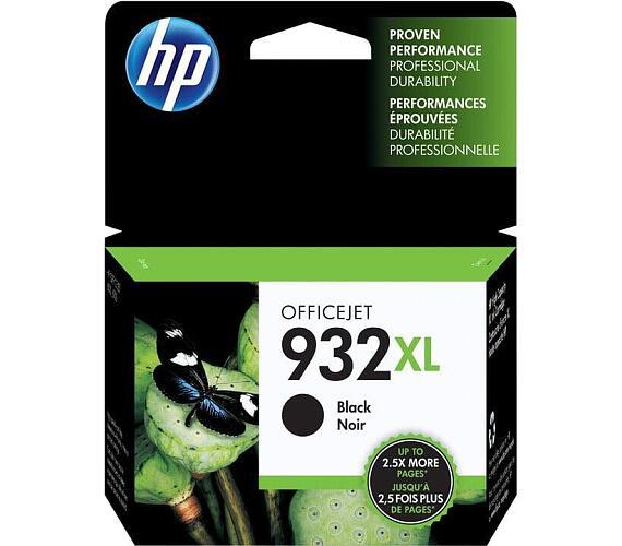 Inkoustová náplň HP No. 932XL originální - černá