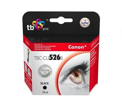 TB Canon CLI-526B kompatibilní - černá