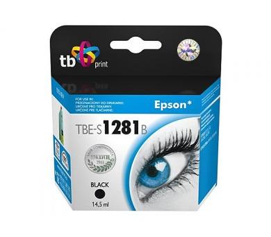 TB Epson T1281 kompatibilní - černá