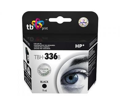 TB HP C9362EE (No.336) Bk kompatibilní - černá