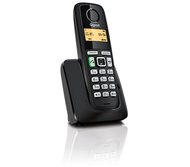Domácí telefon Siemens Gigaset A220 - černý
