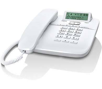 Domácí telefon Siemens Gigaset DA610 - bílý