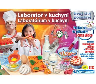 ALBI Laboratoř v kuchyni
