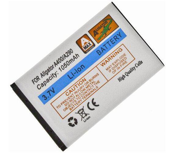 Baterie Aligator Li-Ion 1050 mAh - A290/A330/A400/A500