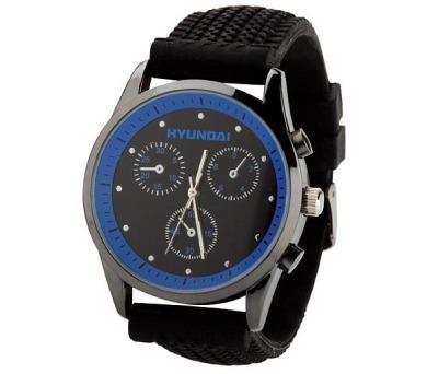Náramkové hodinky Hyundai - černé