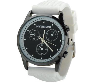Náramkové hodinky Hyundai - bílé