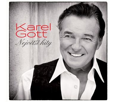 Gramofonová deska Karel Gott Největší hity